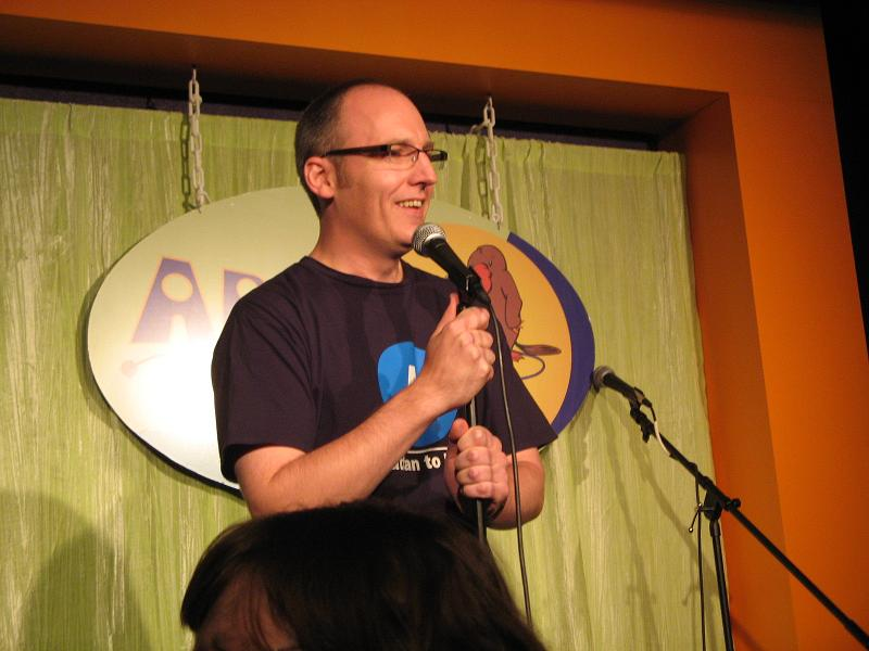 tva @ Absolute Comedy - Toronto - 2008