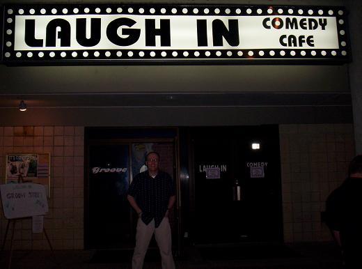 Laugh In Comedy Cafe, Ft Myers, FL