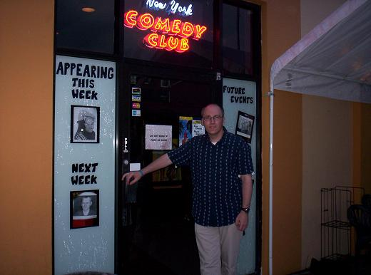 New York Comedy Club, Boca Raton, FL