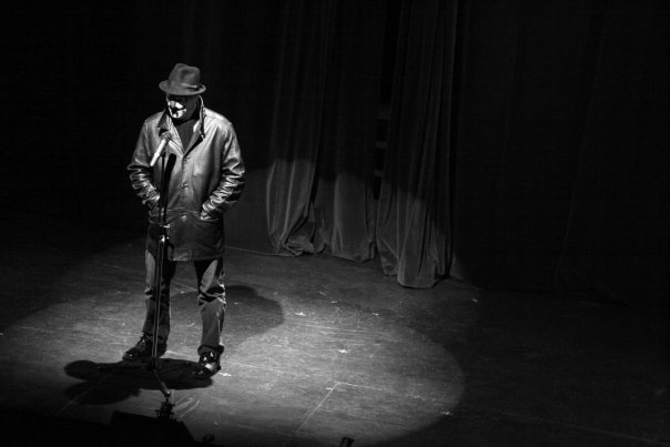 As Rorschach @ NerdGasm, Bathurst Street Theatre, Toronto, ON